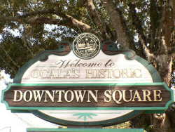 Historic Ocala Downtown Square